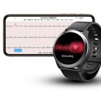 P+M PM2 Smartwatch EKG Wasserdicht Unisex